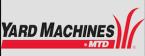 Ремонт газонокосилок Yard — Machines